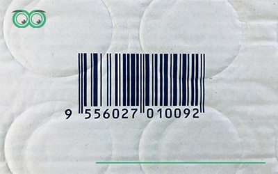 barcode food labelling